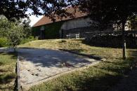 cottage de charme 5 étoiles pour huit personnes piscine et tennis privés, parc privé de 9 hectares avec étang de pêche